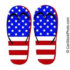 American Sandals