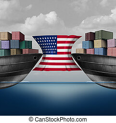 American Trade Restriction