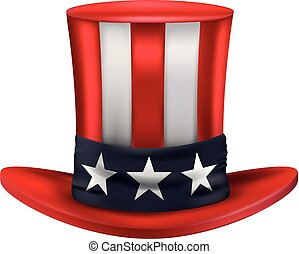 american uncle sam hat