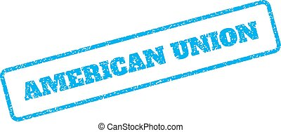 American Union Rubber Stamp