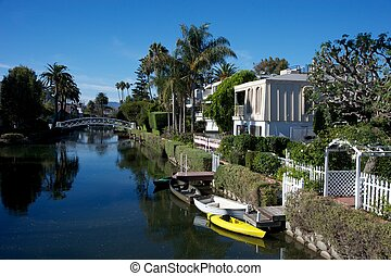 American venice canals