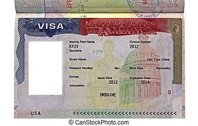 american visa for ukrainian citizen, usa travel details
