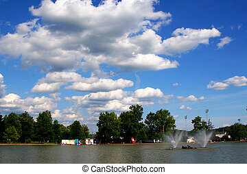 Americana Activities - City Park