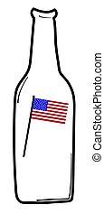 americano, birra