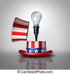 americano, idea