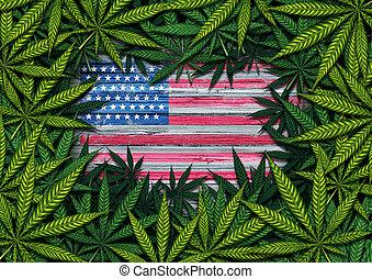 americano, marijuana