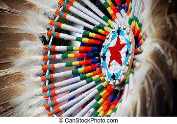 americano, nativo