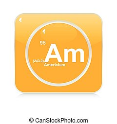 americium button