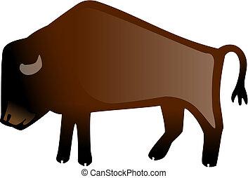 amerikaan bizon