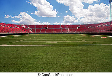 amerikaan voetbal stadium
