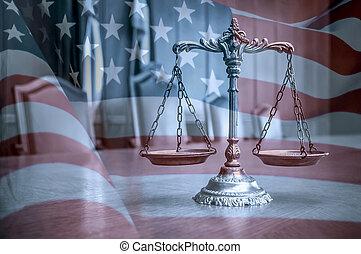 amerikaan, wet, en, order