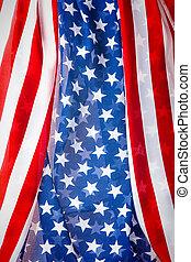 amerikaanse vlag, achtergrond