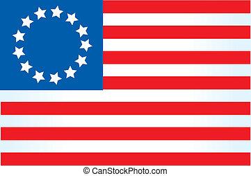 amerikaanse vlag