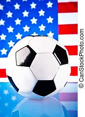 amerikai, focilabda