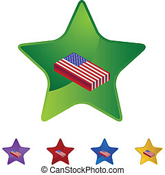 amerikaner flag