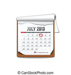 amerikanische , juli, tag, 2013, unabhängigkeit
