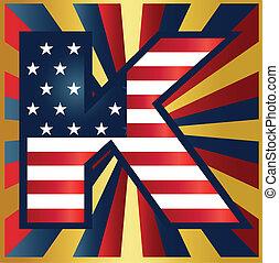 amerikanische , k