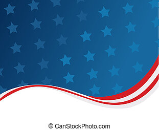 amerikanische markierung, hintergrund
