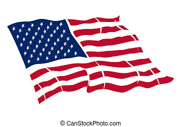 amerikanische markierung