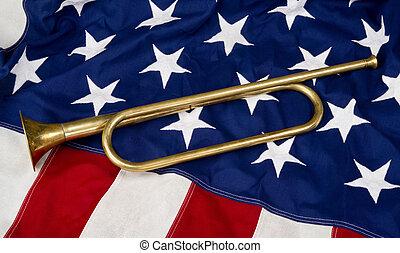 amerikanische , signalhorn