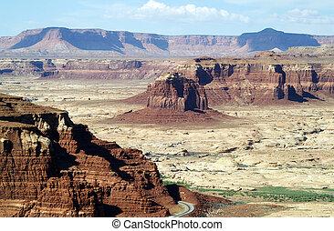 amerikanische , wüste
