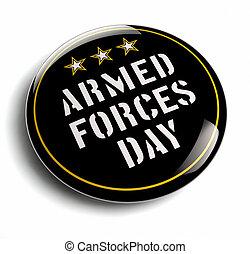 amerikanske bevæbne fremtvinge, dag