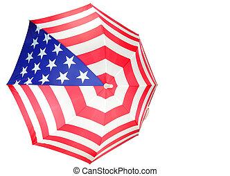 amerykańska bandera, -2