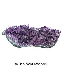 Amethyst Crystal Druse