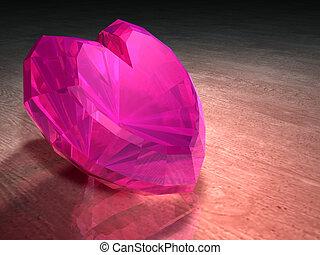 Amethyst gemstone - Birthstone for February- Amethyst
