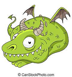 amical, dragon
