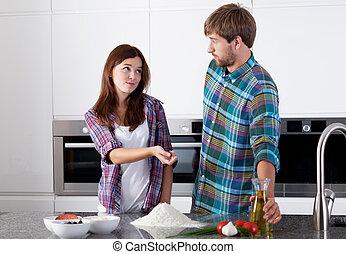amici, cucina