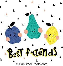 amigos, melhor