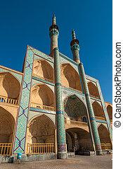 Amir Chakhmaq Complex in Yazd, Iran