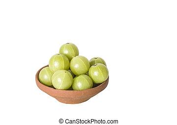 Amla (Indian gosseberries)