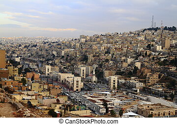 Amman is the capital of the Hashemite Kingdom of Jordan