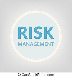 amministrazione, concetto, rischio