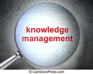 amministrazione, conoscenza, studiare, vetro, ottico,  concept: