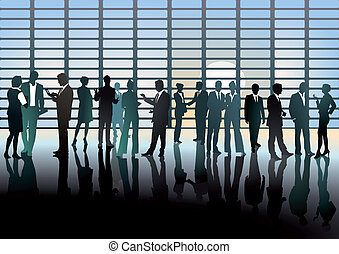 amministrazione, riunione