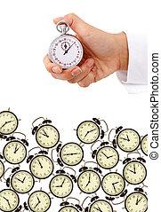 amministrazione, tempo