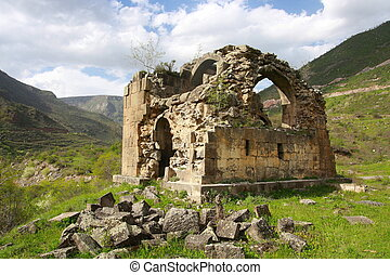 Amon sul - ancient ruin in Armenia, Amon Sul