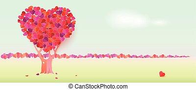 amor, árbol