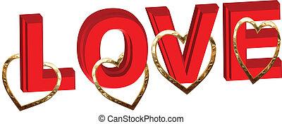 amor, cadena