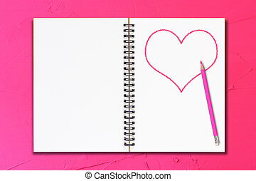 amor, concepto, plano de fondo