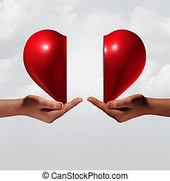 amor, conexão