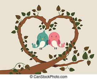 amor, desenho