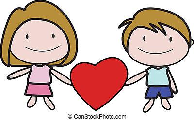 amor está ar