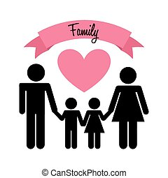 amor, familia