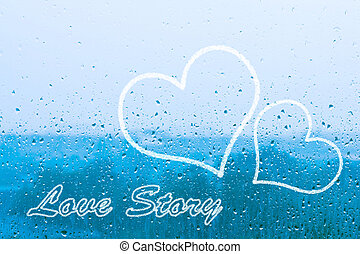 amor, historia, concepto