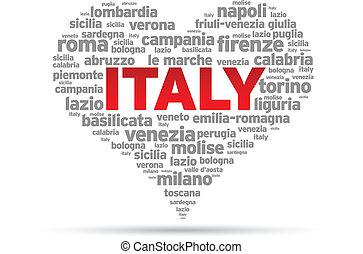 amor, itália