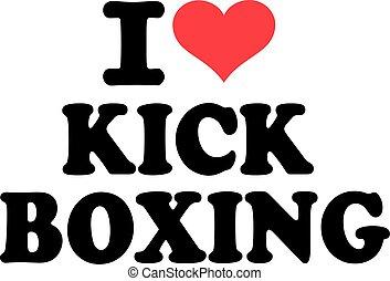 amor, kickboxing